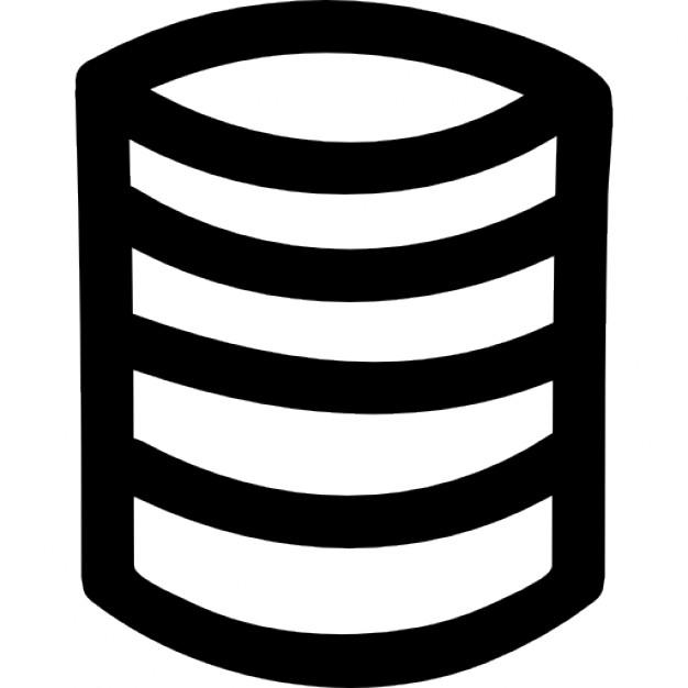 Symbol einer Datnbank